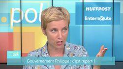 Macronmania: Clémentine Autain
