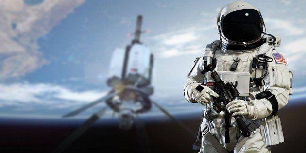 Satellite kamikaze, canon laser... Pourquoi les États-Unis ont embauché un général de l'espace (photo...