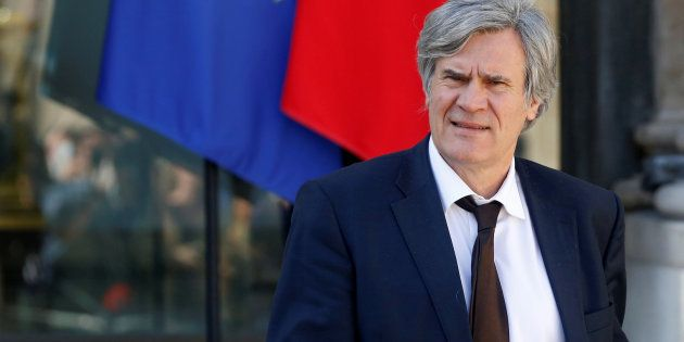 Stephane Le Foll, ici à l'Élysée le 30 mars 2017, a qualifié