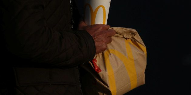 McDonald's est désormais disponible en livraison à Lyon et à Paris sur