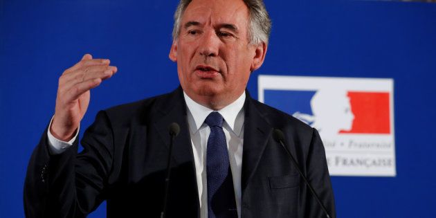 Bayrou reconnaît que le MoDem