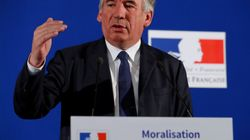 Bayrou reconnaît que le MoDem a