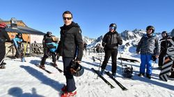 Macron écourte son séjour au ski après les violences de l'acte XVIII à
