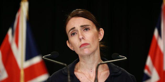La Première ministre néo-zélandaise Jacinda Ardern a indiqué en conférence de presse ce 17 mars avoir...