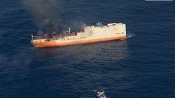 Les hydrocarbures repérés en Gironde ne viennent pas du navire Grande