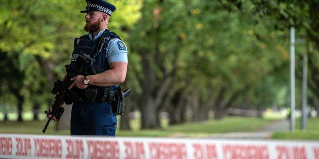 Christchurch: Facebook dit avoir supprimé 1,5 million de vidéos en 24 heures (Photo prise le dimanche...