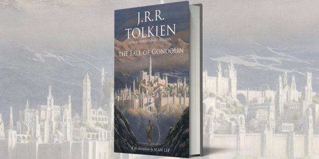 Le livre retrace la chute de la mythique cité elfique,