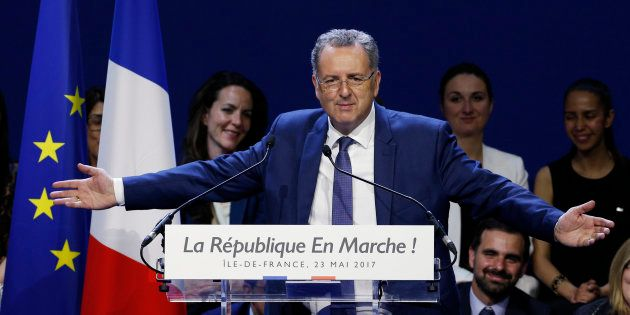 Richard Ferrand sera élu président du groupe La République en marche au cours