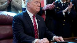 Donald Trump attaque (encore) l'accord de