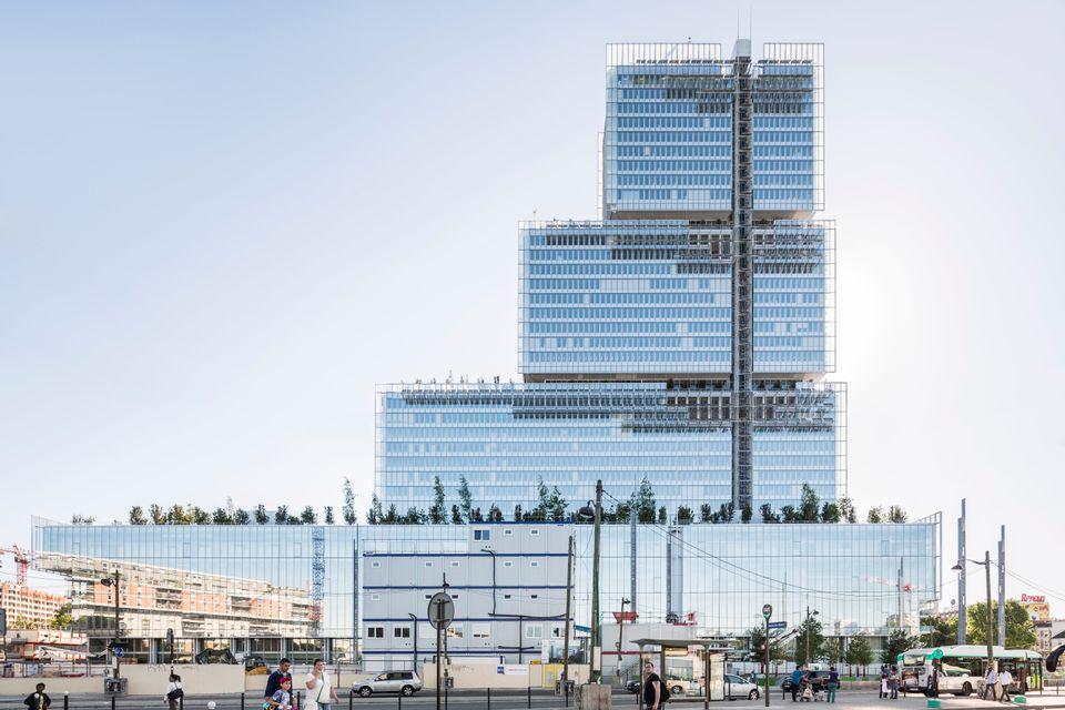 Visitez en images le nouveau palais de justice de