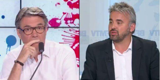Alexis Corbière a appelé RMC pour se plaindre du traitement accordé à la député insoumise Danielle