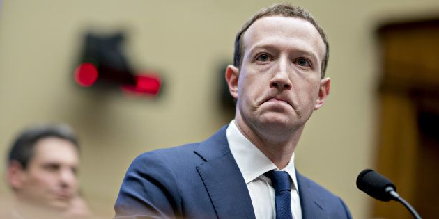 Mark Zuckerberg reconnaît que ses propres données ont été utilisées par Cambridge