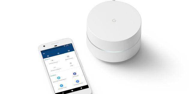 On a testé le Google Wifi, le boitier qui va vous faire détester votre