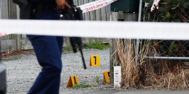L'extrémiste poursuivi pour le carnage de Christchurch ne souhaite pas être défendu par un avocat (Image...