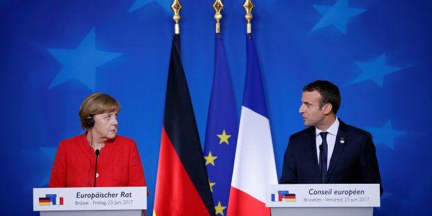 Face à l'axe franco-allemand ressoudé, la résistance s'organise en Europe de
