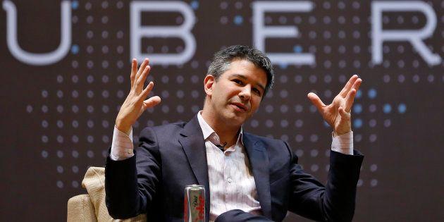 Travis Kalanick, président et fondateur d'Uber, a annoncé sa démission le 21 juin