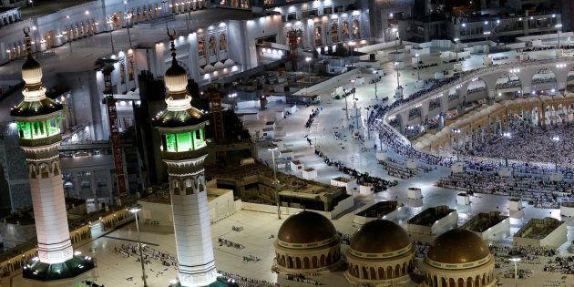 À La Mecque,
