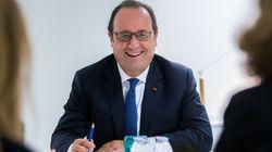 L'introduction du livre de Hollande a été envoyée par erreur... au secrétariat de