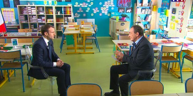 Revivez l'interview de Macron par Pernaut avec le meilleur (et le pire) du