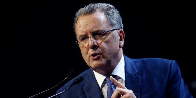Richard Ferrand élu président du groupe La République En Marche à