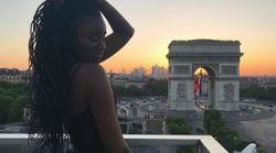 Ce commentaire sur la photo de cette actrice française affole les fans de