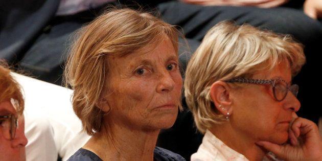 Marielle de Sarnez ne sera pas présidente du groupe Modem à