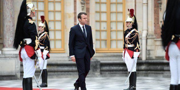 Emmanuel Macron pourrait réunir le Parlement en Congrès à