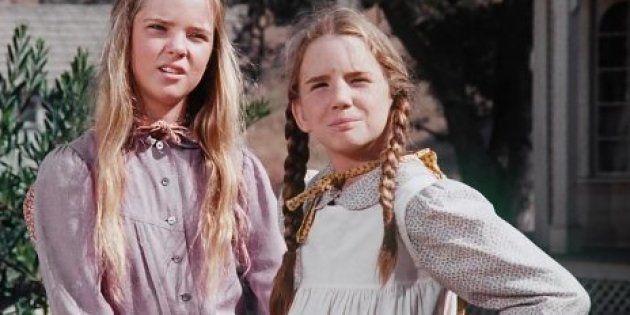 """Vous vous souvenez des robes de """"La petite maison dans la prairie"""