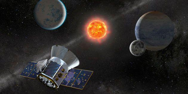 Avec le télescope TESS, attendez-vous à entendre parler de dizaines de
