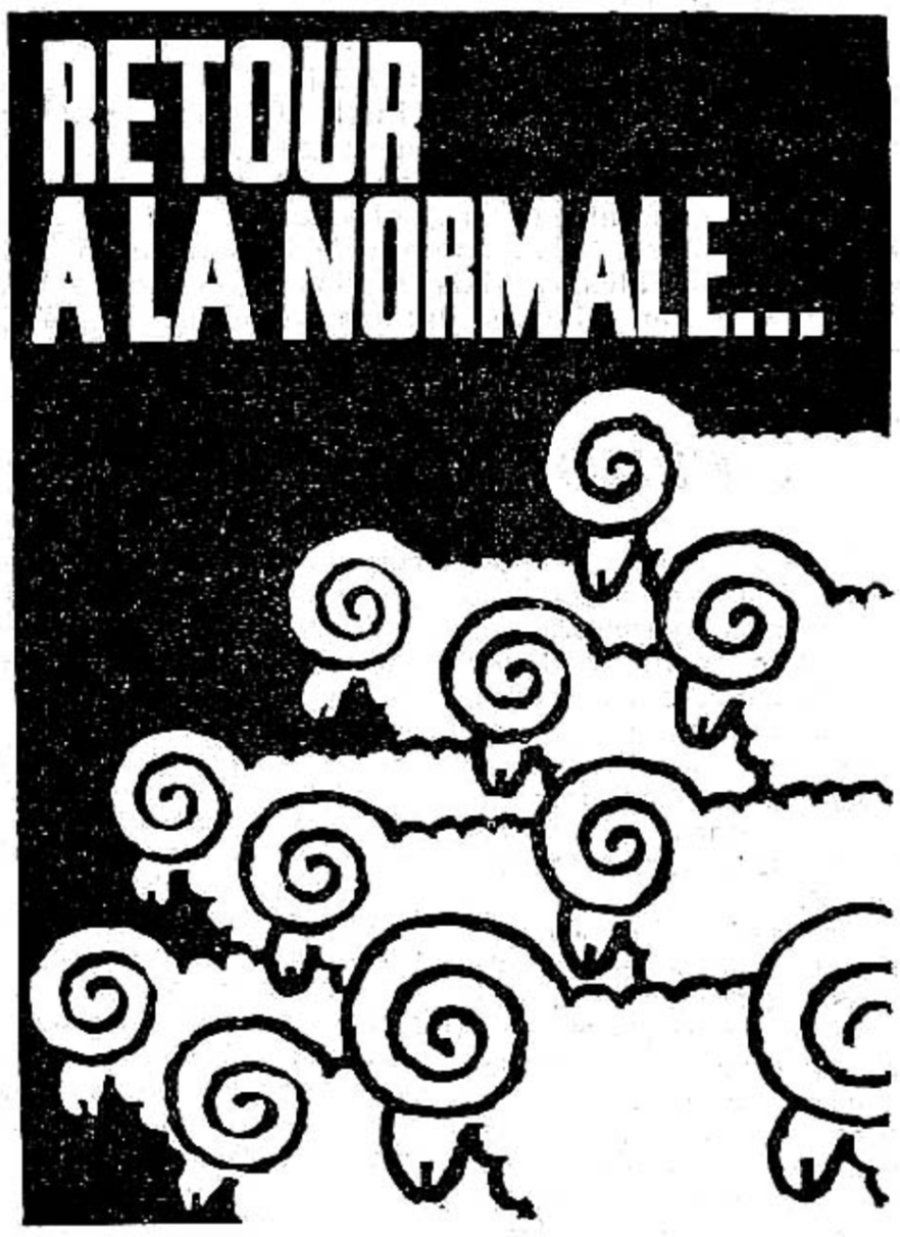 Mai 68: des artistes de la nouvelle génération revisitent les affiches emblématiques pour Le