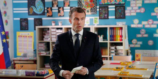 Macron au 13H de TF1: l'opposition attaque