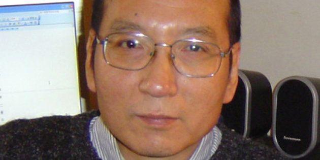 Liu Xiaobo à Guangzhou en Chine en