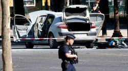 Attentat raté des Champs-Élysées: l'assaillant aurait envoyé une lettre à plusieurs