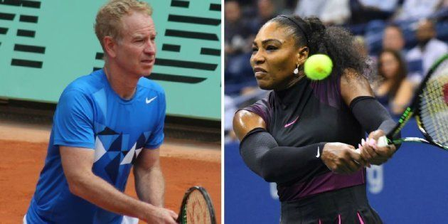 La réponse de Serena Williams aux commentaires sexistes de John McEnroe.