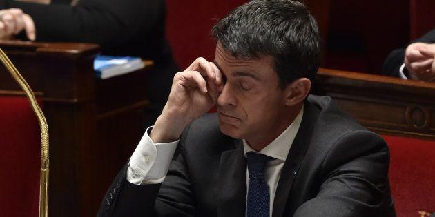 Valls quitte le Parti socialiste: pour les députés socialistes, un