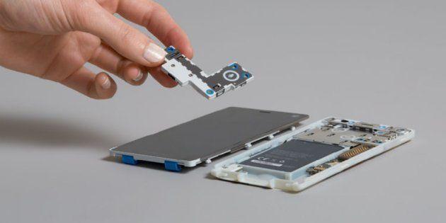 Les smartphones à acheter pour pouvoir les réparer