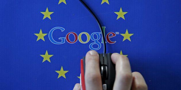L'Europe inflige à Google une amende record pour abus de position dominante de 2,4