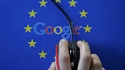 L'Europe inflige à Google une amende record de 2,4