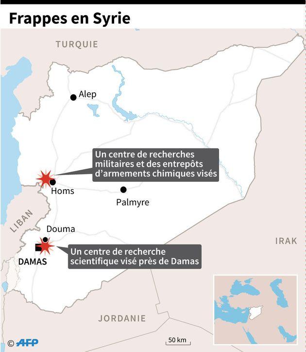 Frappes en Syrie: Des avions partis de France et des frégates en Méditerranée, ce que l'on sait des moyens...