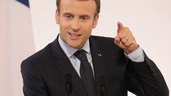 Le communiqué de Macron après les frappes en Syrie: