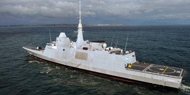 Frappes en Syrie: la France a tiré pour la première fois des missiles de croisière navals à 2,86 millions...