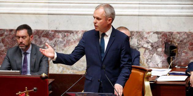 François de Rugy est le nouveau président de l'Assemblée