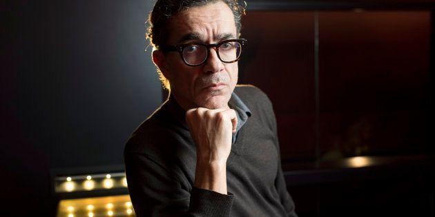Le metteur en scène Romeo Castellucci en janvier