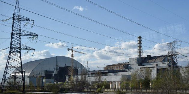Les ordinateurs de la centrale Tchernobyl touchés par la