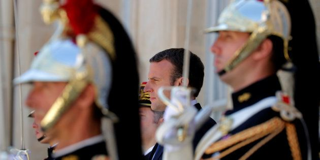 Congrès, 14 juillet, photo officielle... Macron peaufine les derniers détails de sa prise de