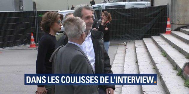 BFMTV met en scène Bourdin et Plenel: Mélenchon s'agace contre le