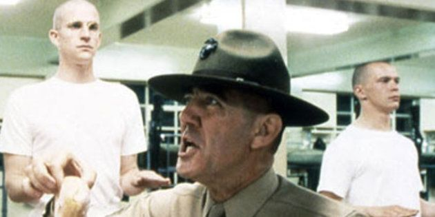 R. Lee Ermey, le sergent Hartman