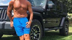 Les hommes aussi retouchent leurs photos sur Instagram, cet expert fitness le