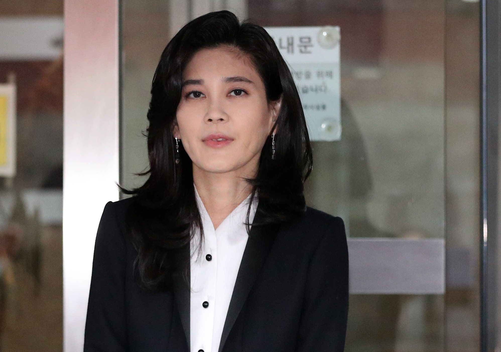 이부진 호텔신라 사장이 '프로포폴 상습 투약 의혹' 보도에 대해 입장을