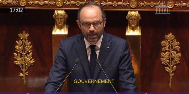 Frappes sur la Syrie: Edouard Philippe promet que la France n'est